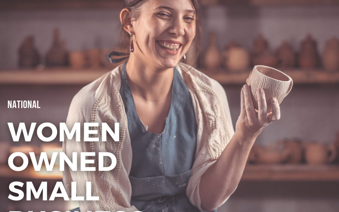 National Women Owned Small Business Month