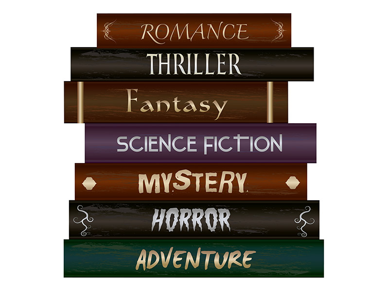 You Might Be a Mystery and Suspense Lover If…