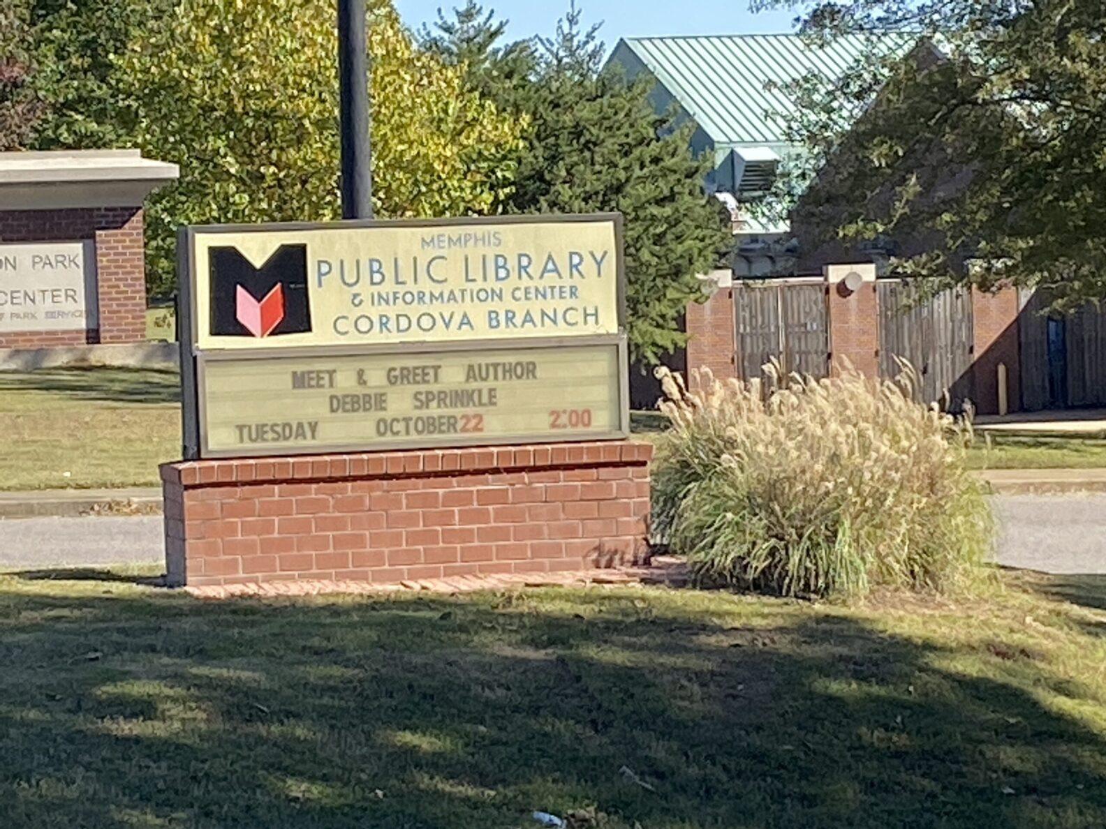 Meet & Greet at Library