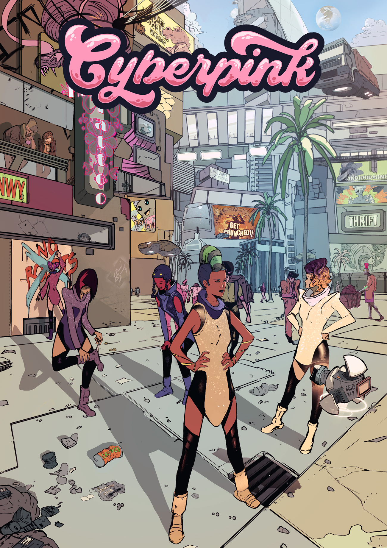 Cyberpink cover