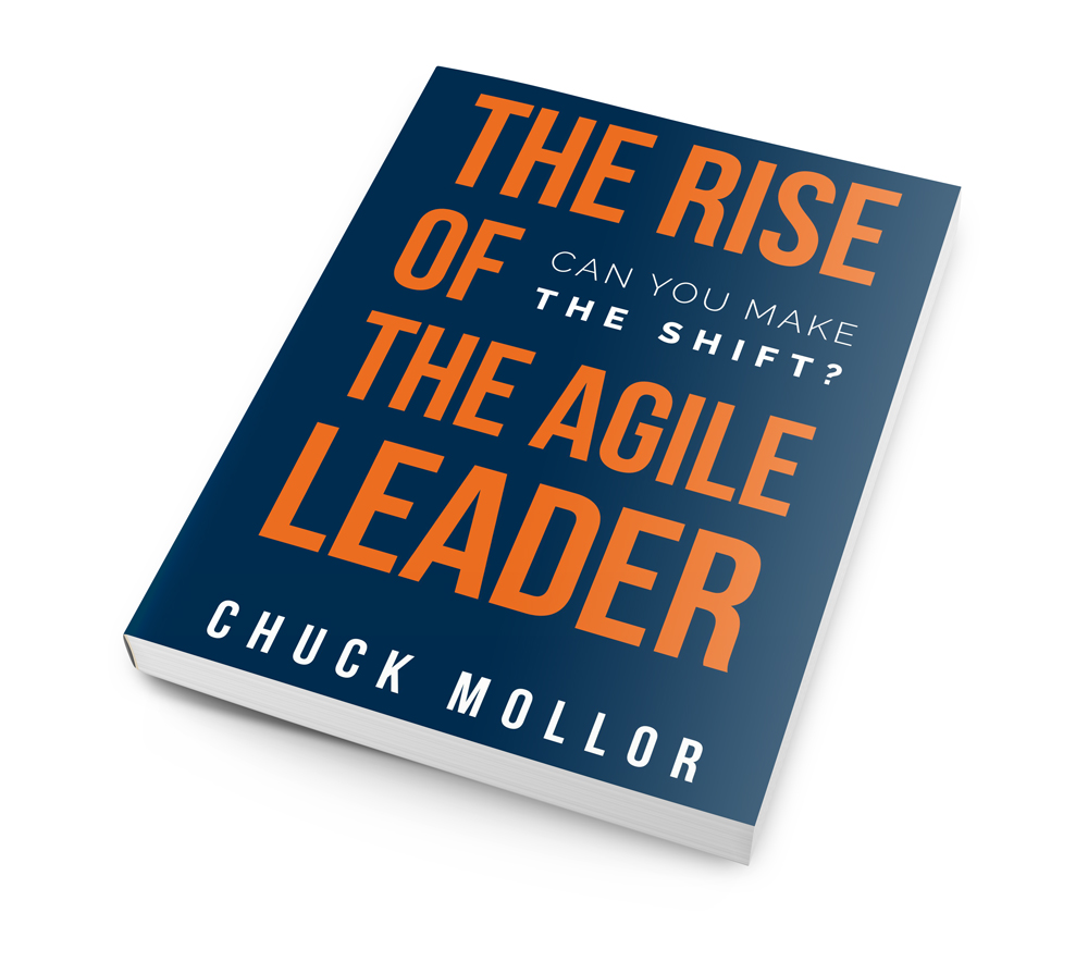Book: The Rise of the Agile Leader by Chuck Mollor