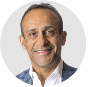 Peter P. Dhillon, Chairman of the Board, Ocean Spray Cranberries