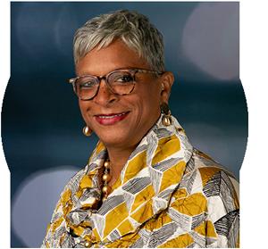 Sandra Sims-Williams, SVP, Diversity & Inclusion, Nielson