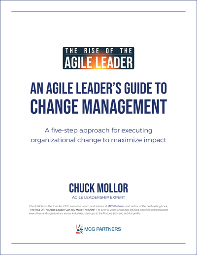 An Agile Leader's Guide to Change Management White Paper