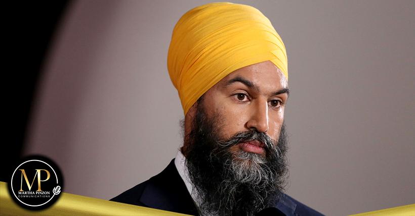 Jagmeet Singh propone invocar La Ley Federal de Emergencias para acceder a la licencia pagada por enfermedad en Ontario