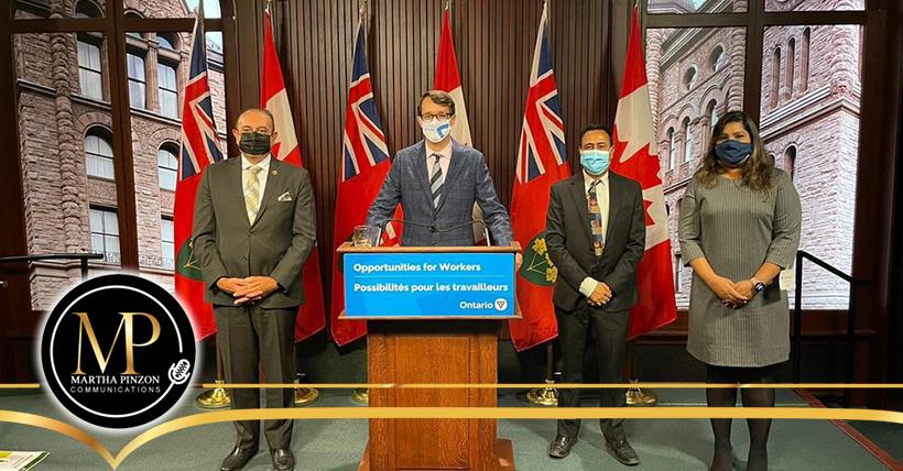 Ontario propone cambios en el acceso a los baños  para conductores de camiones y trabajadores de reparto