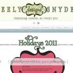 Keely Snyder Designs Website