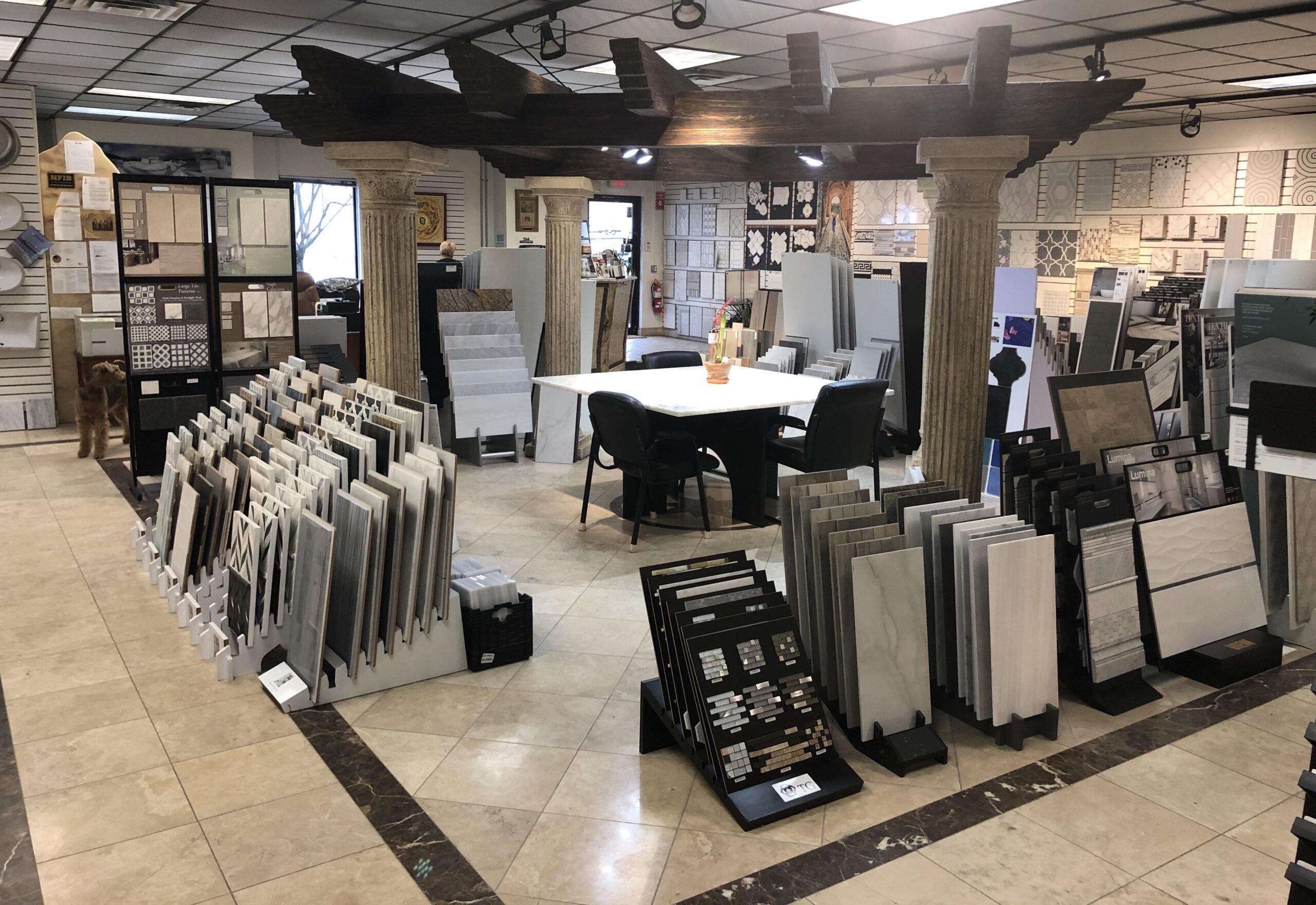 showroom&fabrication