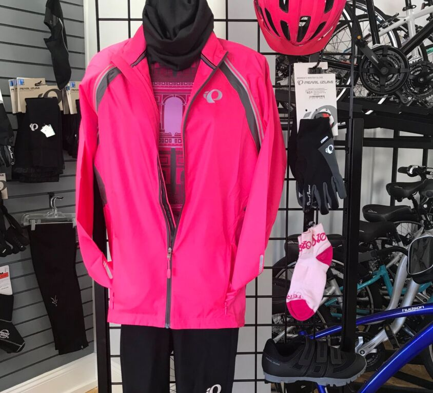 Riding Gear @ Spindrift Cyclesports