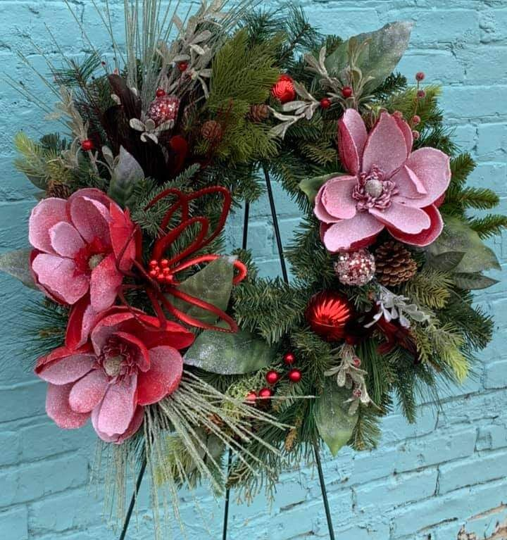 Holiday Wreaths @ All Occasions