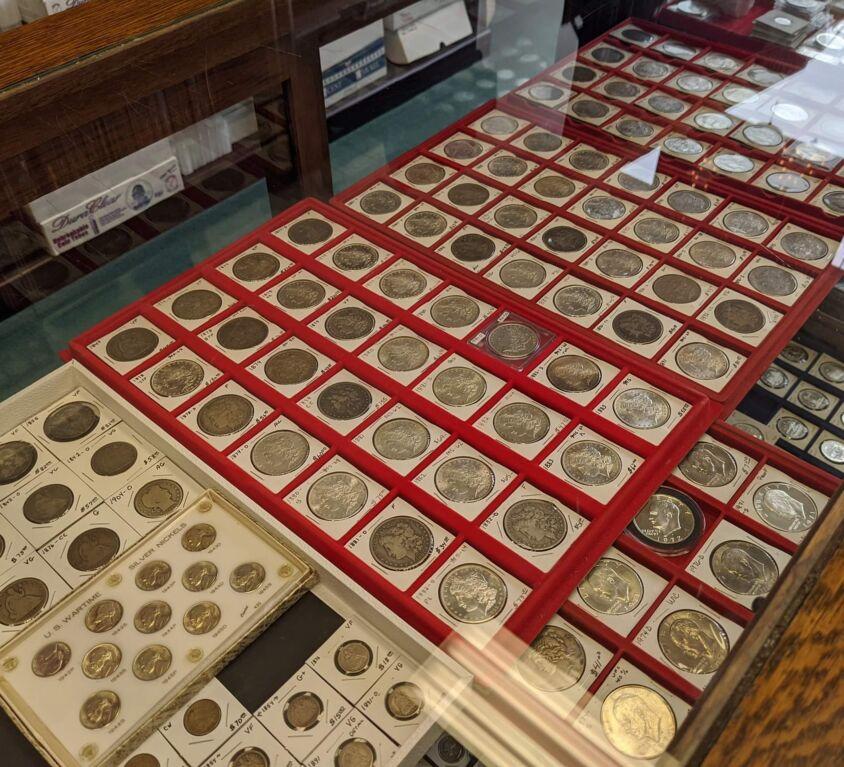 Coins @ Lakeshore Coin