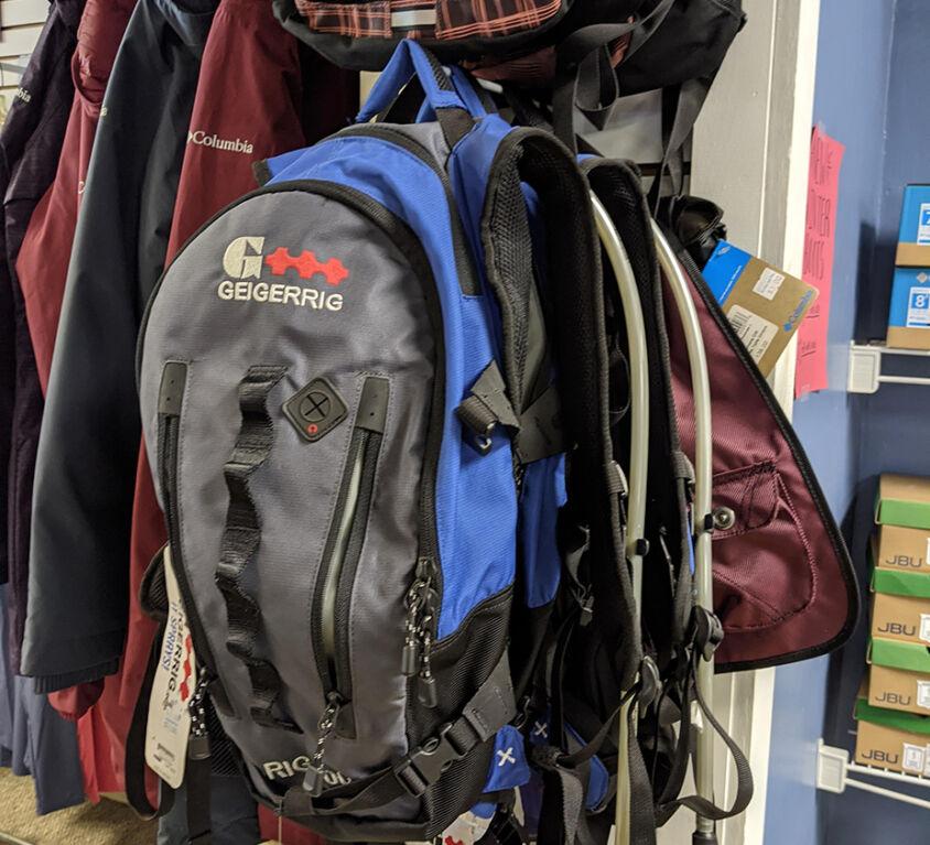 Backpacks @ Provisions Sport Shop