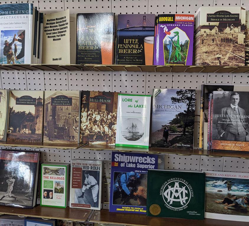 Local Authors @ Book Mark