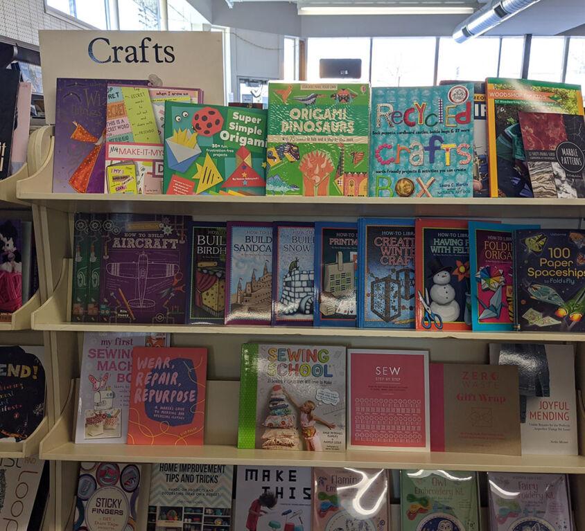 Craft Books @ Book Mark