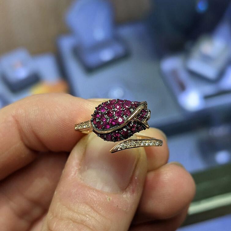 Rings @ TOJ Custom Jewelry