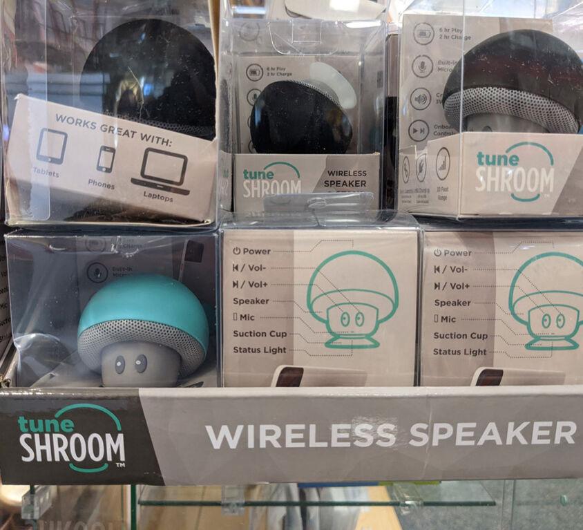 Bluetooth Speaker @ Mariellen's Hallmark