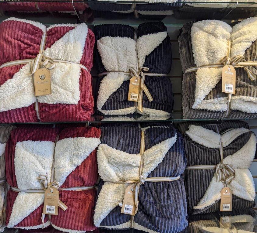 Blankets @ Mariellen's Hallmark