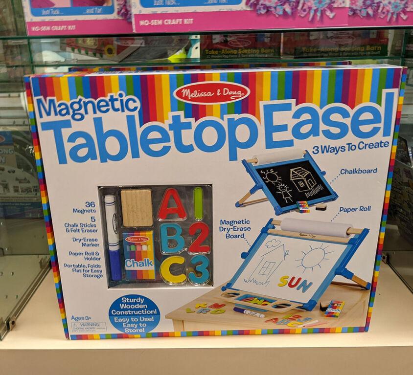 Table Top Easel @ Mariellen's Hallmark