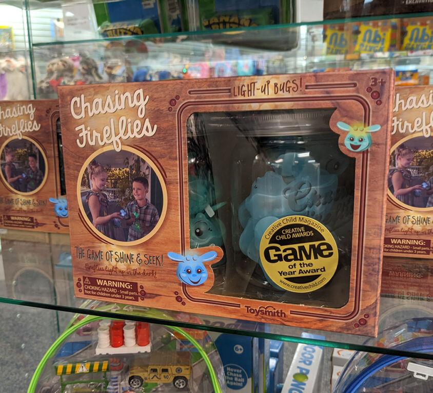 Firefly Game @ Mariellen's Hallmark