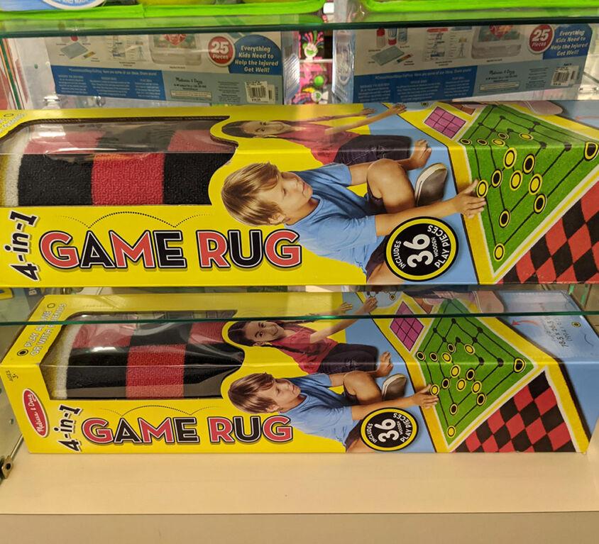 Floor Games @ Mariellen's Hallmark
