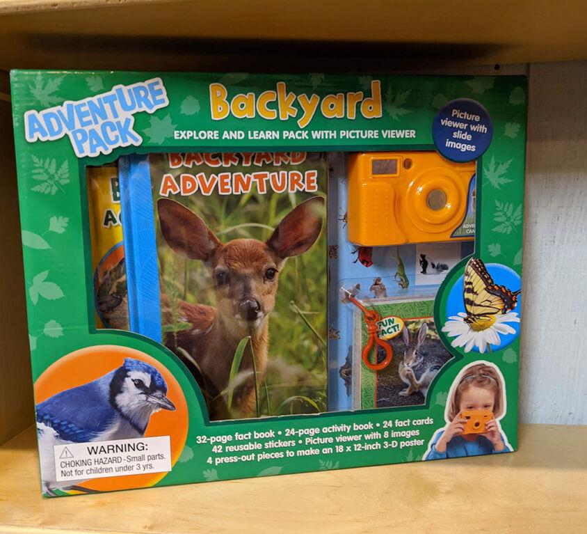 Backyard Adventure Set @ Windowsill