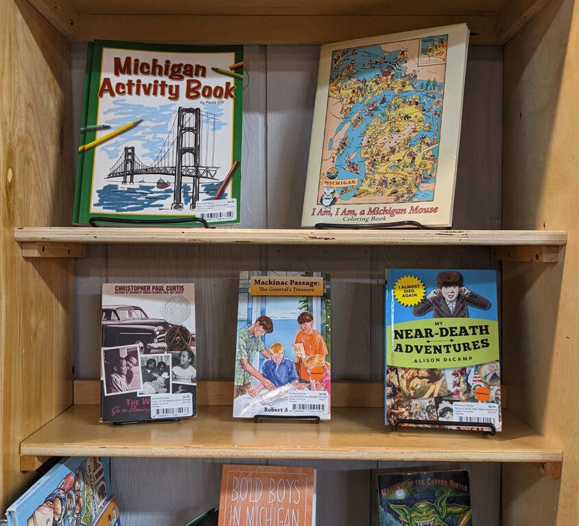Kids Michigan Books @ Windowsill