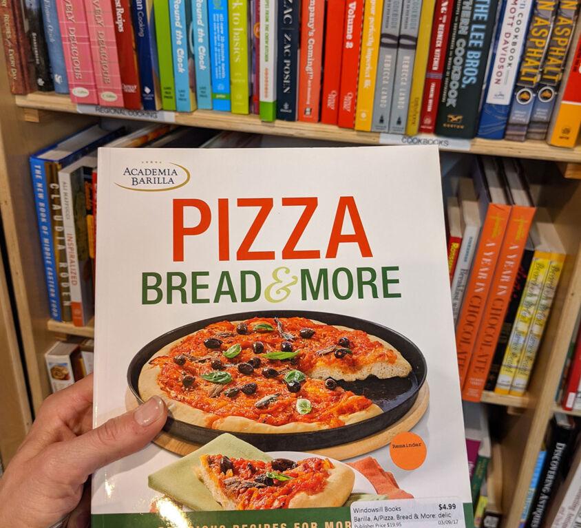 Cook Books @ Windowsill