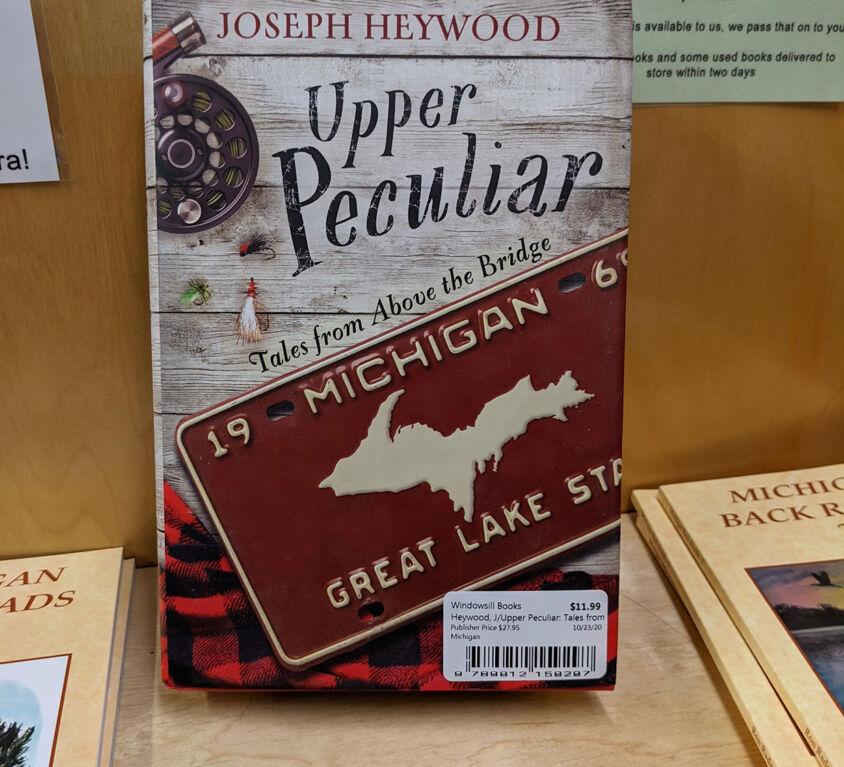 Michigan Books @ Windowsill