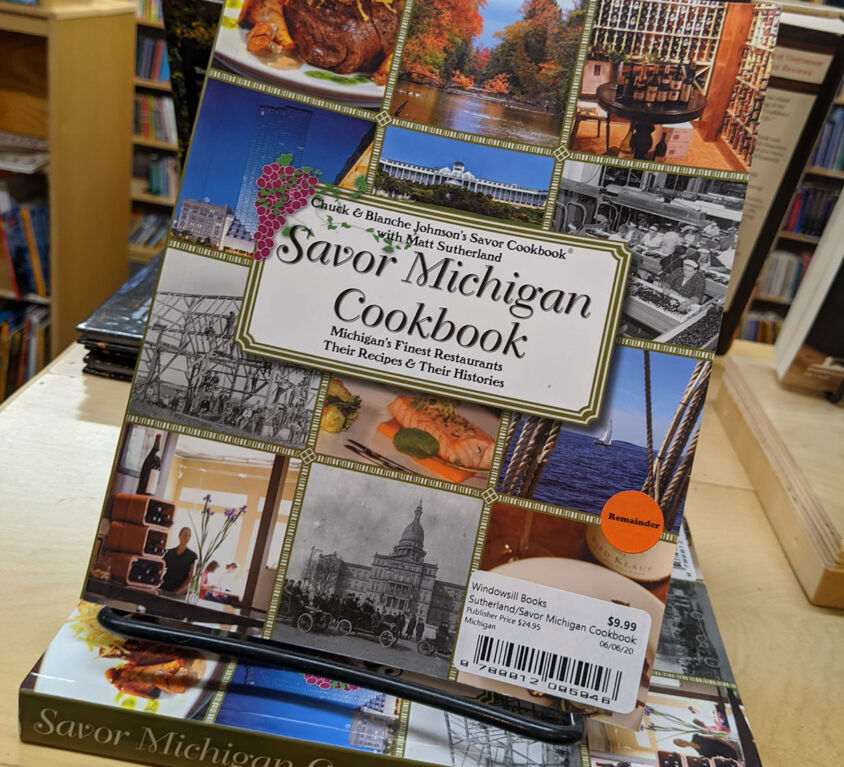 Michigan Cookbook @ Windowsill