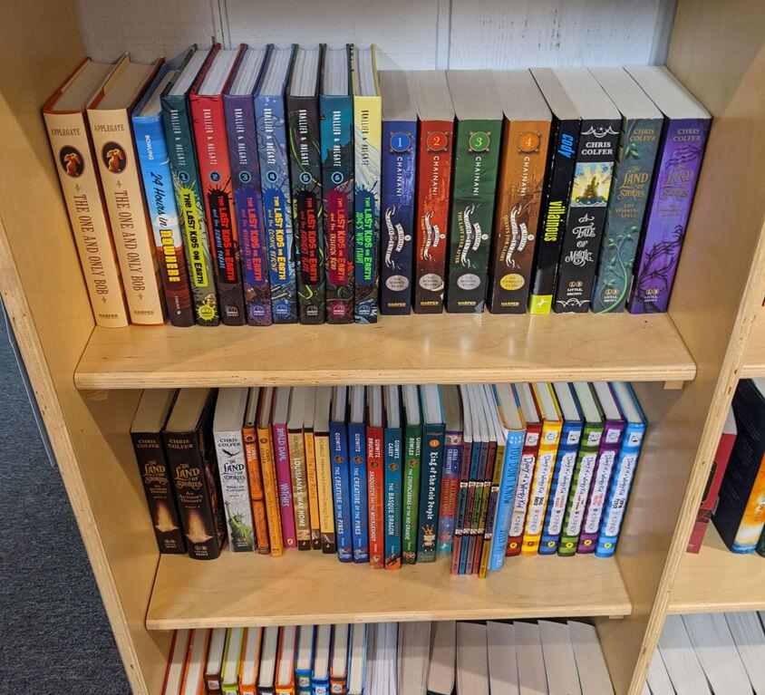 Children's Books @ Windowsill