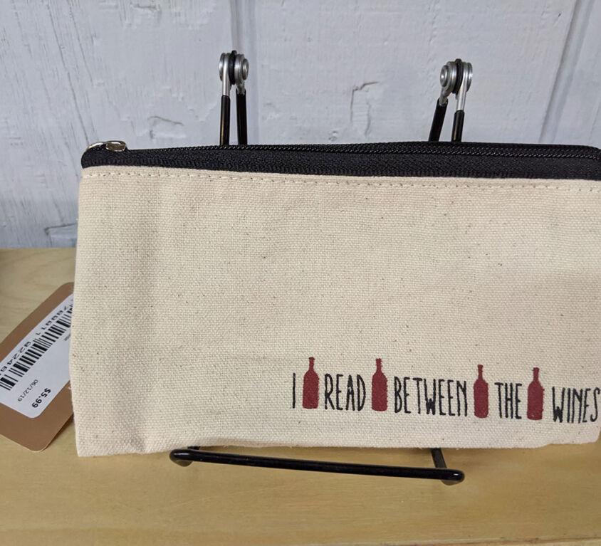 Zippered Bag @ Windowsill