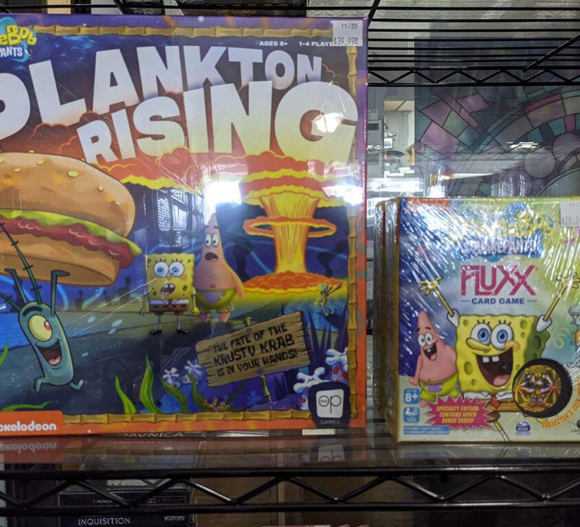 Games @ Backstage Hobbies & Games