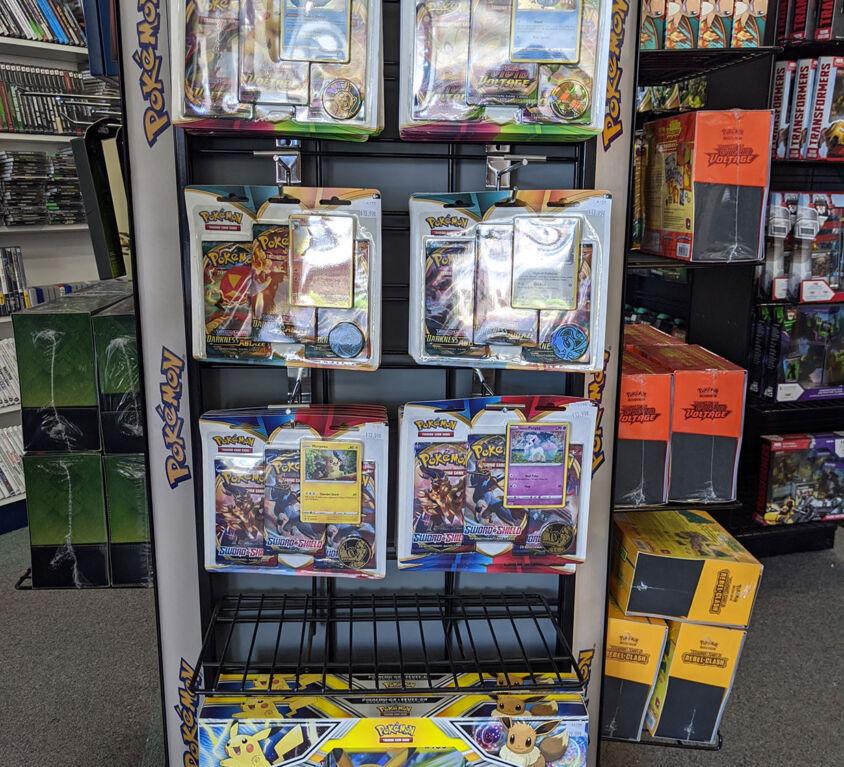 Pokemon @ Backstage Hobbies & Games