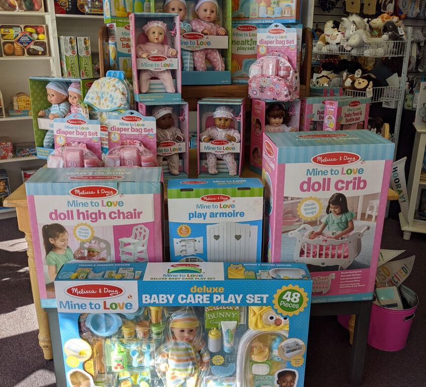 Dolls @ Purple Monkey Children's Boutique