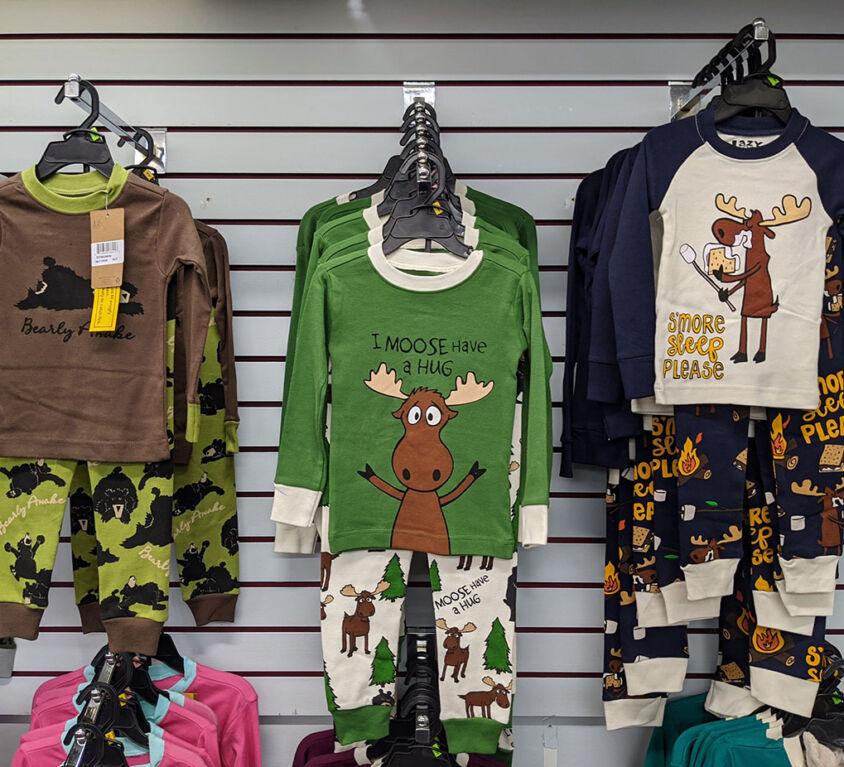 Boys PJs @ Purple Monkey Children's Boutique