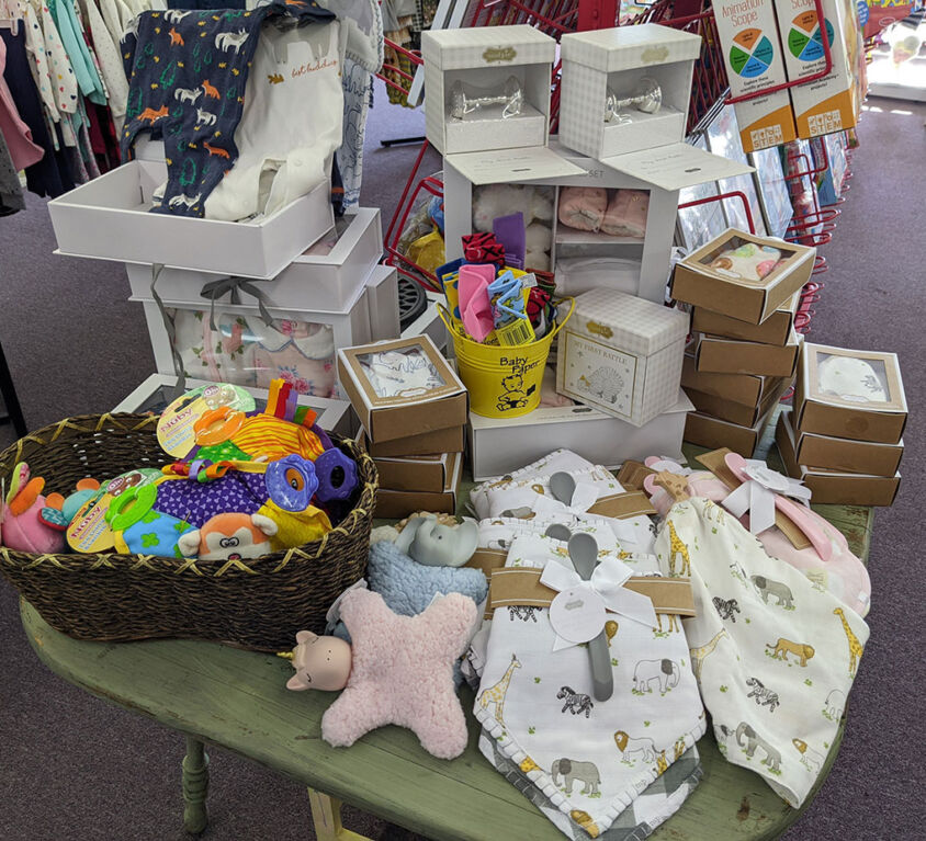 Blankets and Toys @ Purple Monkey Children's Boutique