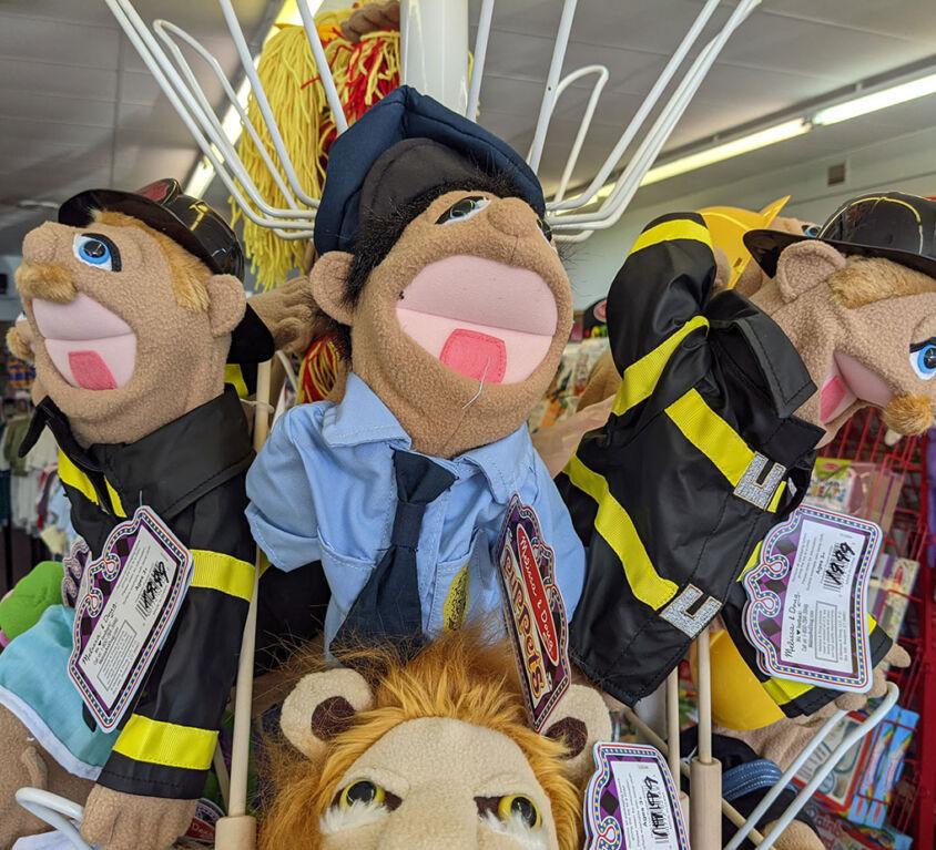 Puppets @ Purple Monkey Children's Boutique