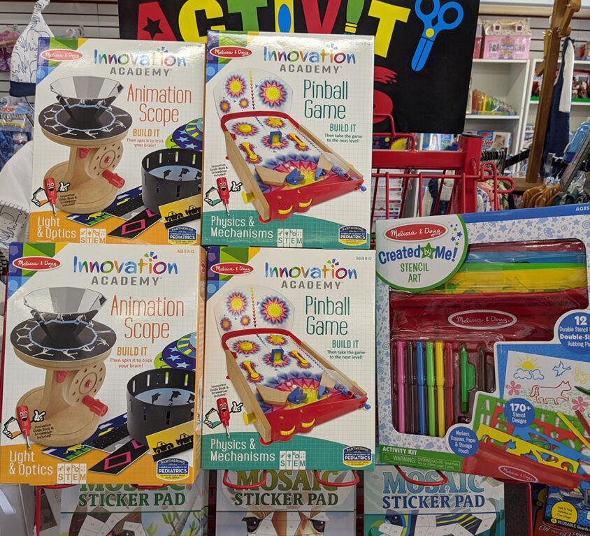 Toys @ Purple Monkey Children's Boutique
