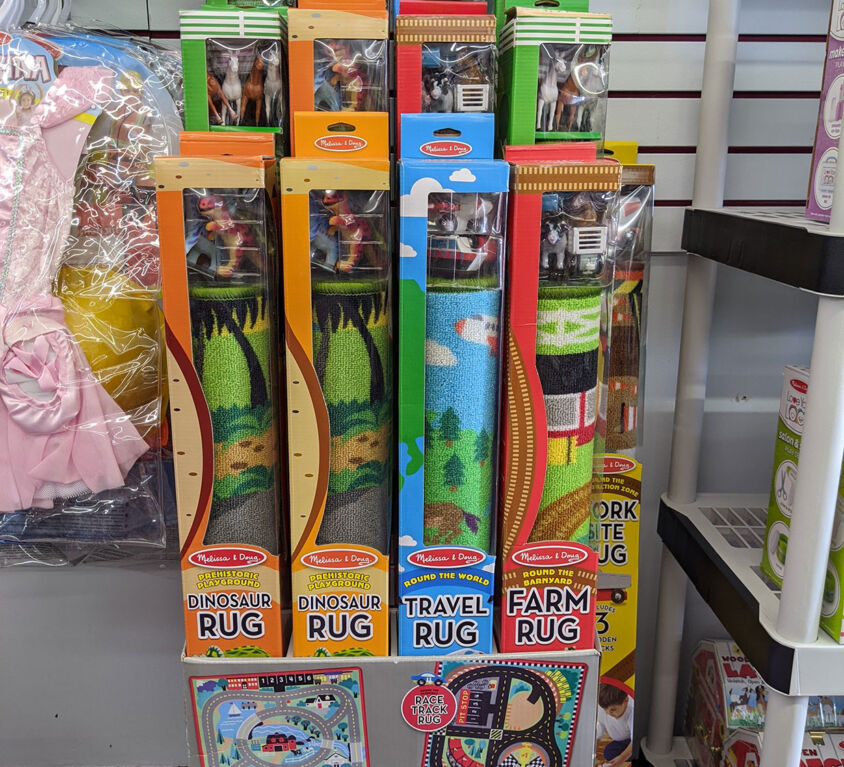 Play Rugs @ Purple Monkey Children's Boutique