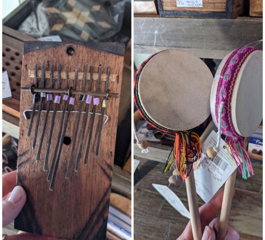 Musical Instruments @ HumaniTea