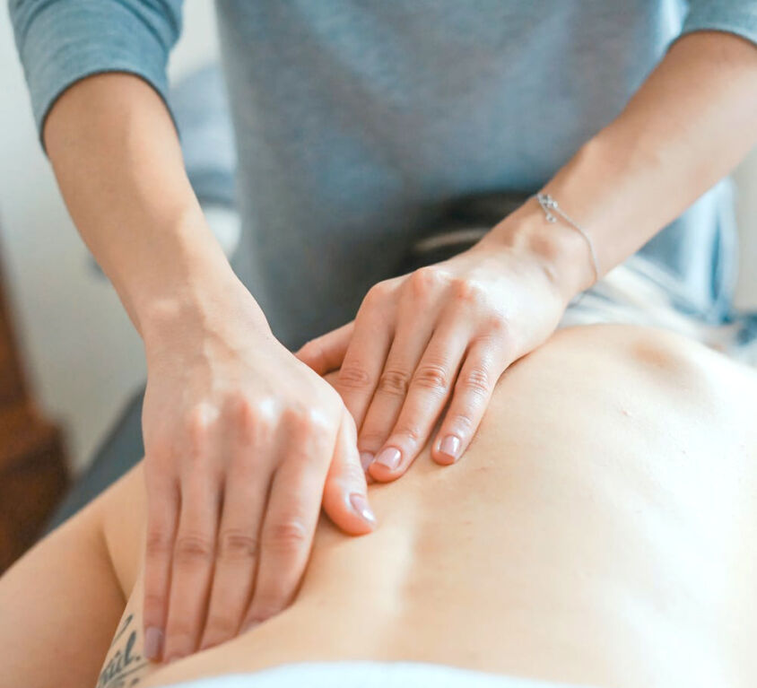 Gift Certificate for a Massage (click for locations)