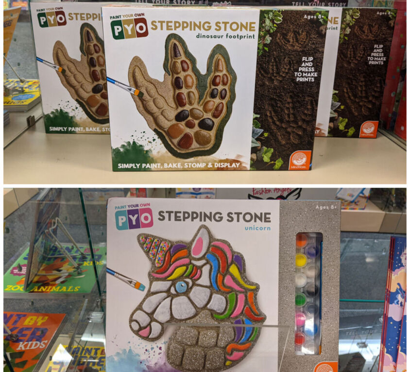 Stepping Stone Kits @ Mariellen's Hallmark