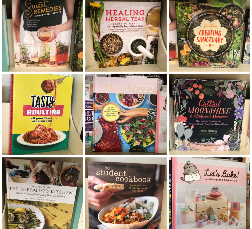 Books about Food @Book Mark