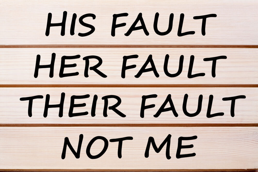 looking for faults