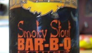 Denzel's Smoky Stout Bar-B-Q Sauce