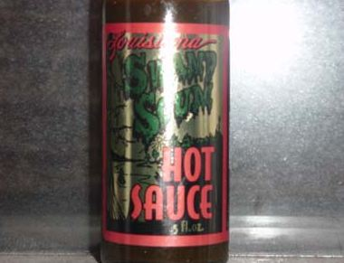 Louisiana Swamp Scum Hot Sauce