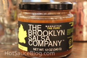 The Brooklyn Salsa Company - The Pure