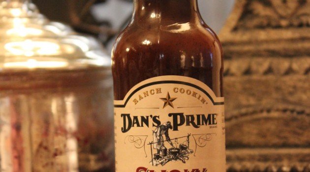 Dan's Prime Smoky Chipotle Seasoning Sauce