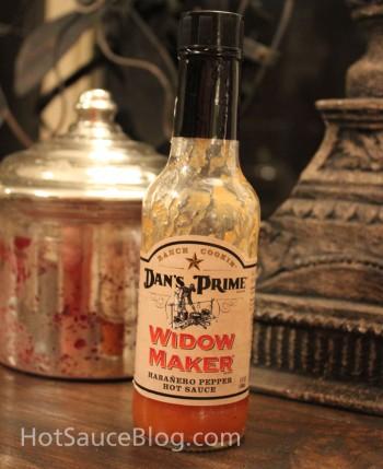 Dan's Prime Widow Maker Hot Sauce