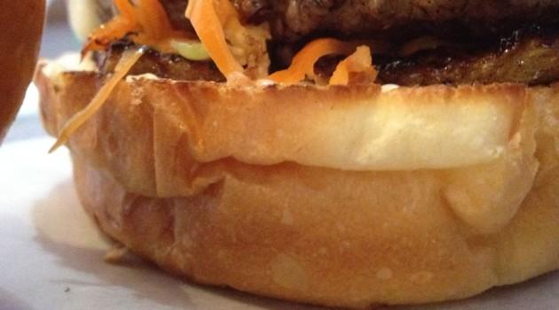 Satans Anus Burger Close Up